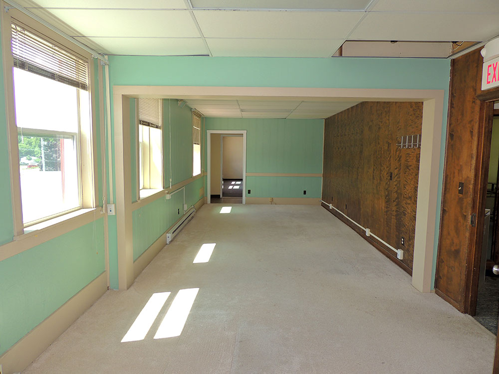 Building A Office Space